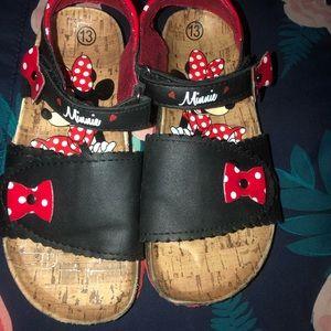 Target Shoes | Minnie Mouse Sandals